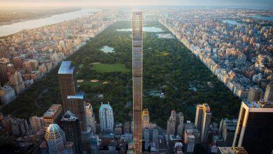 أنحف برج في العالم